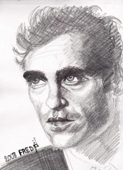 Joaquin Phoenix par Rochelle